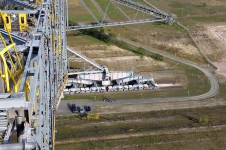 Einfach nur gigantisch - Besucherbergwerk F60 Lichterfeld