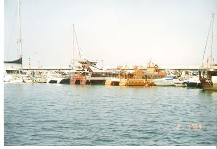 Hafen - Yachthafen Puerto Colón