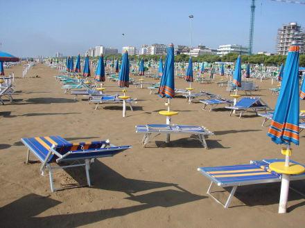Bilder Strand Lignano Reisetipps