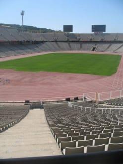 Barcelona - Camp Nou Stadion