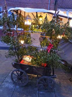 Rundgang über den Bremer Weihnachtsmarkt - Bremer Weihnachsmarkt