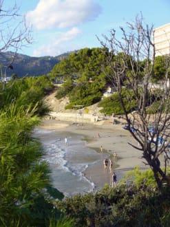 Playa de la Romana - Strand Paguera/Peguera