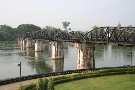 Brücke am River Kwai - Brücke am Kwai