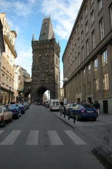 Prag Pulverturm - Pulverturm