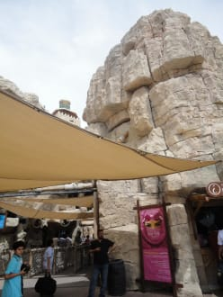 Amusement Park - Wild Wadi Water Park