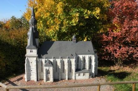 Kirche - Miniaturwelt Lichtenstein