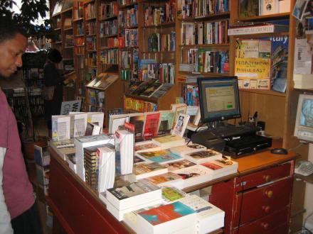 Market/Bazaar/Shopping center  - The Travel Bookshop