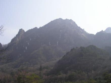 Natur pur - Seoraksan Nationalpark