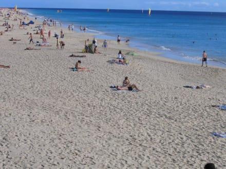 Strandleben - Playa de Cofete
