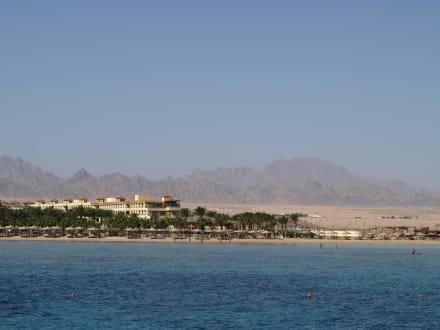 Plaża - Amwaj Blue Beach Resort & Spa Abu Soma