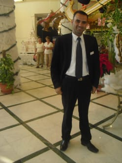 Mohamed Wahab manager , very helpful and friendly. -