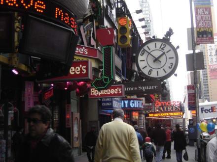 Bild des Times Squares - Times Square
