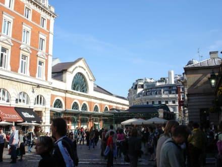 Convent Garden in London - Covent Garden