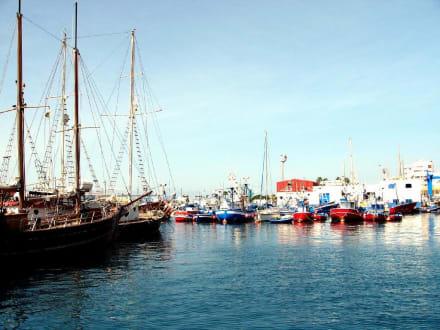 Los Cristianos - Hafen Los Cristianos