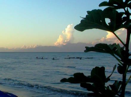 Am Abend - Strand Roda