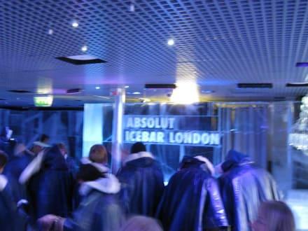 Abolute Icebar London - Icebar London