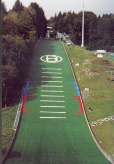 Skisprungschanze Bischofshofen - Ski-Sprungschanze