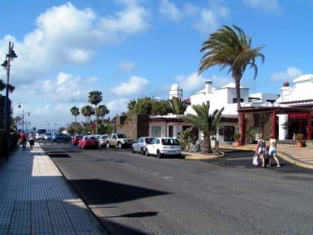 Lanzarote - Playa Blanca - Zentrum Playa Blanca de Yaiza