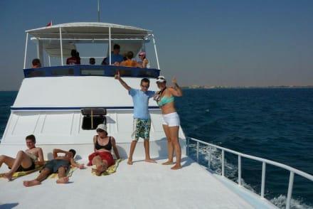 Sonstiges Freizeitbild - Sea Trip El Gouna