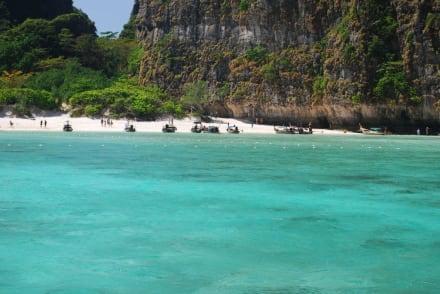 Strand/Küste/Hafen - Phi Phi Lee