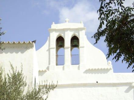 Glockenturm - Kirche Sant Antoni Abat