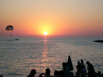 Sonnenuntergang 1 - Cafe del Mar