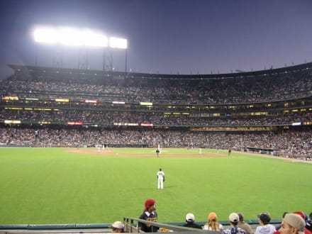 Pac Bell Park - AT&T Park