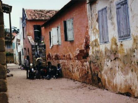 Sklaveninsel Goree in Senegal - Inselrundfahrt