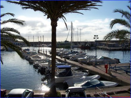 Hafenskyline - Yachthafen Cala Ratjada