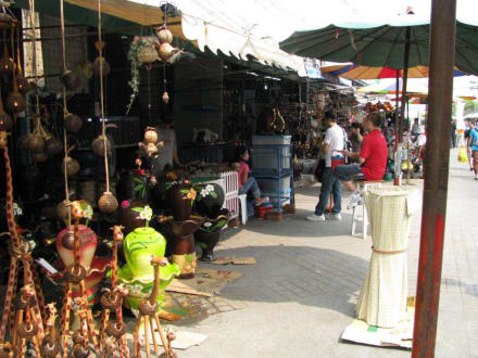 Weekendmarkt in Bangkok - Chatuchak Weekend Market
