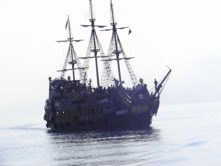 Piratenschiff - Piratenschifffahrt Nabeul