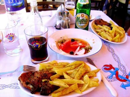 Köstlich ländliche griech. Küche - Taverna Kostas
