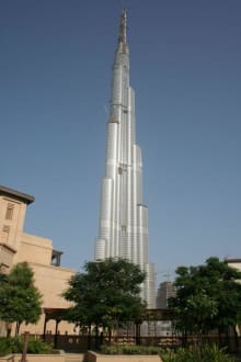 Burj Dubai - Burj Khalifa