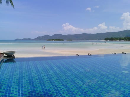 Piscine  - Hotel Baan Haad Ngam Boutique Resort
