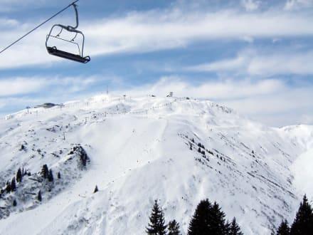 Galzig - Skigebiet Arlberg Lech Zürs