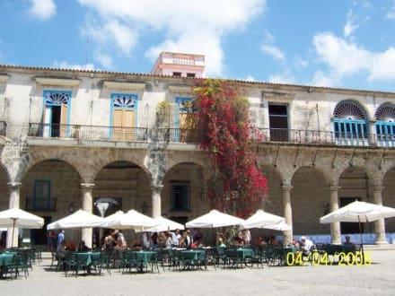 Platz in Havanna - Altstadt Havanna