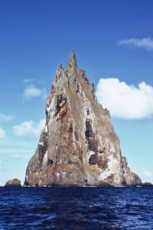 Balls Pyramid - Lord Howe Island