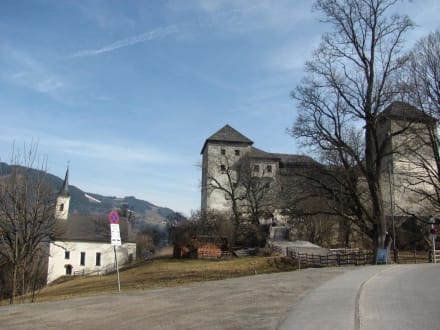 Burg/Palast/Schloss/Ruine - Burg Kaprun