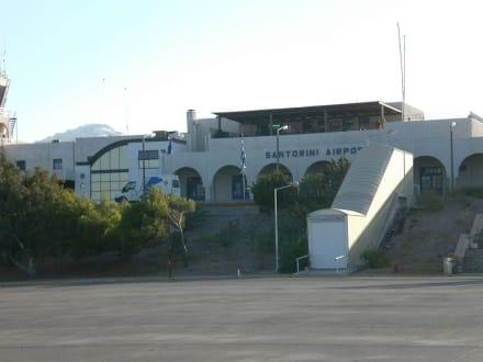 Flughafen Santorini - Flughafen Santorin (JTR)