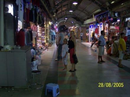 Einkaufszentrum Marmaris - Marmaris City Market / Markt