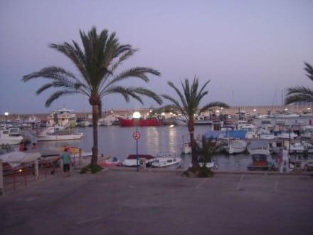 Abenddämmerung am Hafen - Yachthafen Cala Ratjada