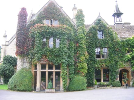 Castle Combe - Hotel Manor House - Castle Combe
