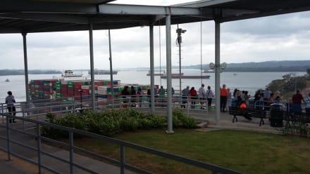Agua Clara Besucherzentrum - Panamakanal
