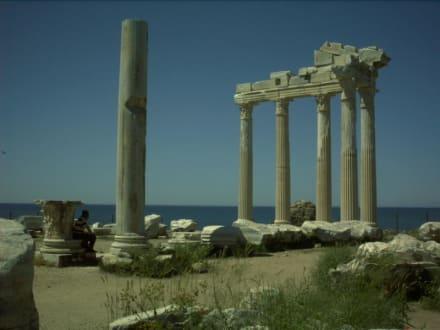 Türkei - Antik - Apollon Tempel