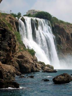 Kursunlu Wasserfall - Unterer Düden Wasserfall / Karpuzkaldiran Şelalesi