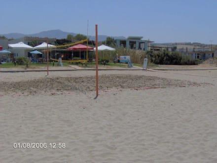 Strand von Hotel - Strand Rethymno