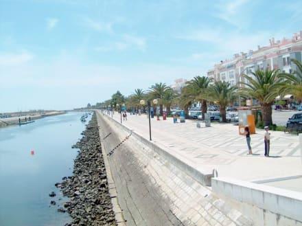Lagos an der Promenade - Promenade Lagos