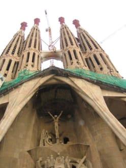 Sagrada Familia - Sagrada Familia