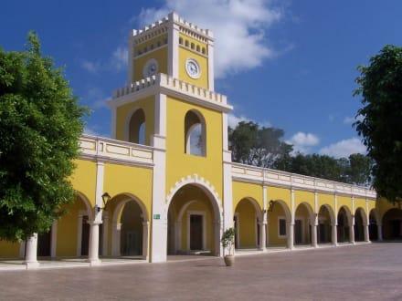 Champotón - Palacio Municipal Champotón