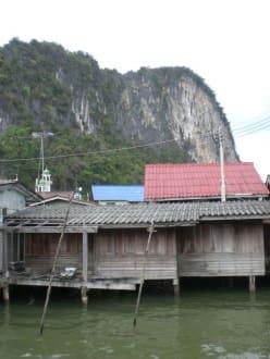 Pang Nga Naturschutzgebiet - Rundreise Südthailand